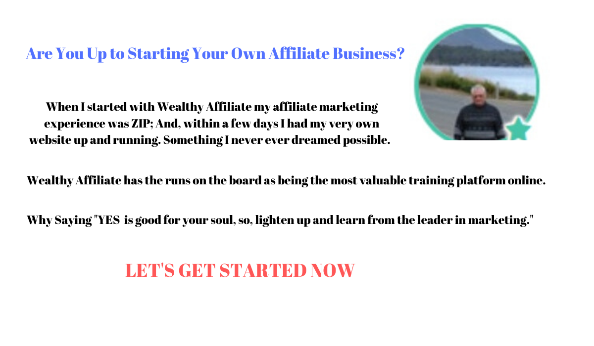 Are You Up To Starting Your Own Affiliate Business