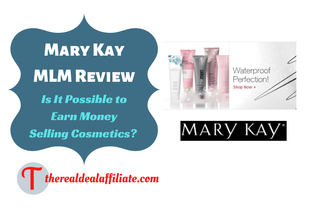 Mary Kay MLM Business Review