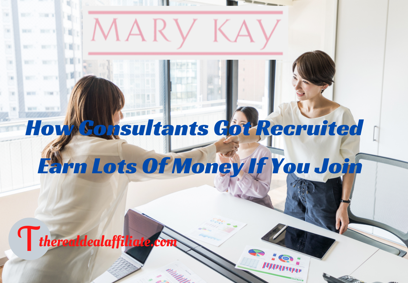 Mary Kay How This Consultant Got Recruited