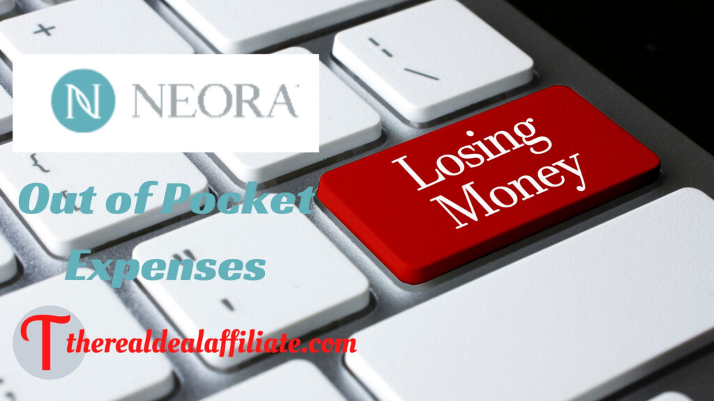 Neora Out Of Pocket Expenses