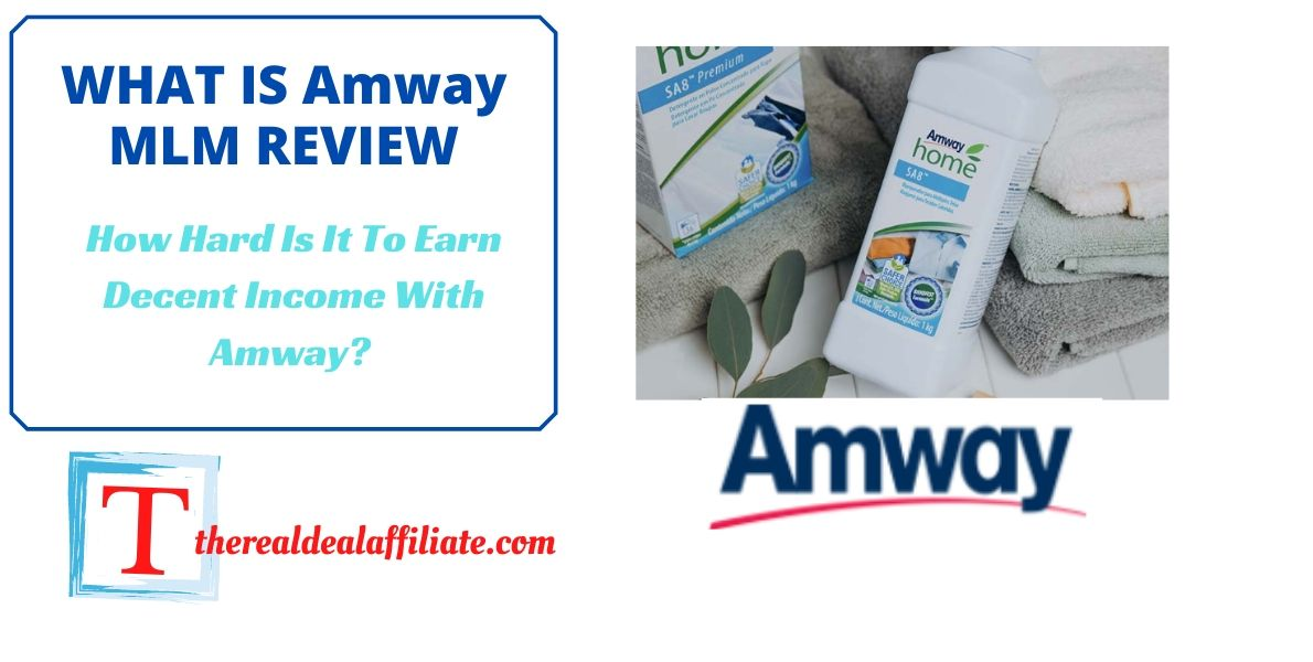 Amway Feature Image