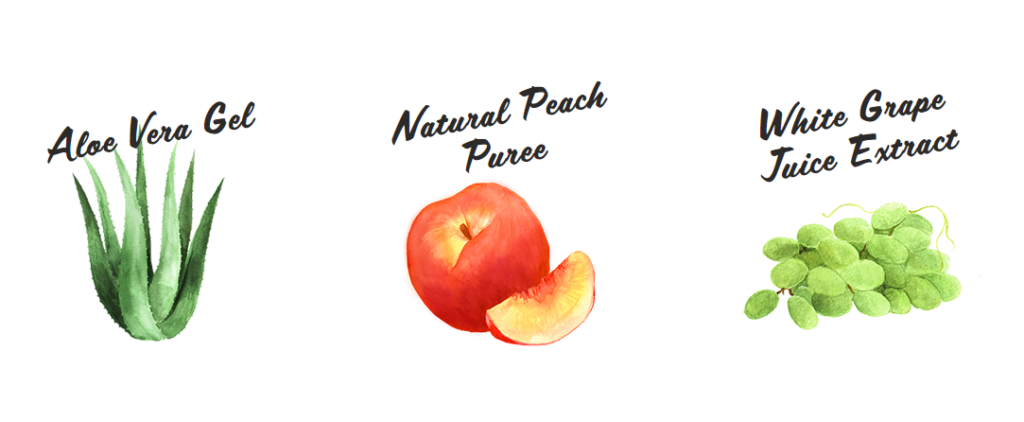 Forever Aloe Peaches™ Ingredients