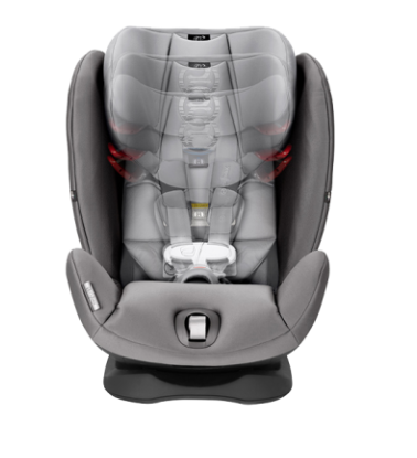 Cybex Eternis S SensorSafe Car Seat - Adjustable Head Rest Twelve Position