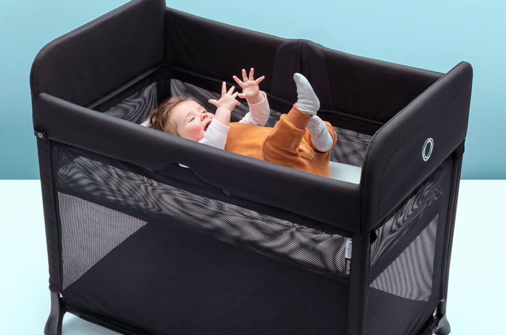 Bugaboo Stardust Travel Cot Height Adjustments