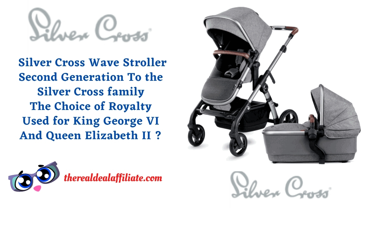 Silver Cross Wave Stroller Feature Image