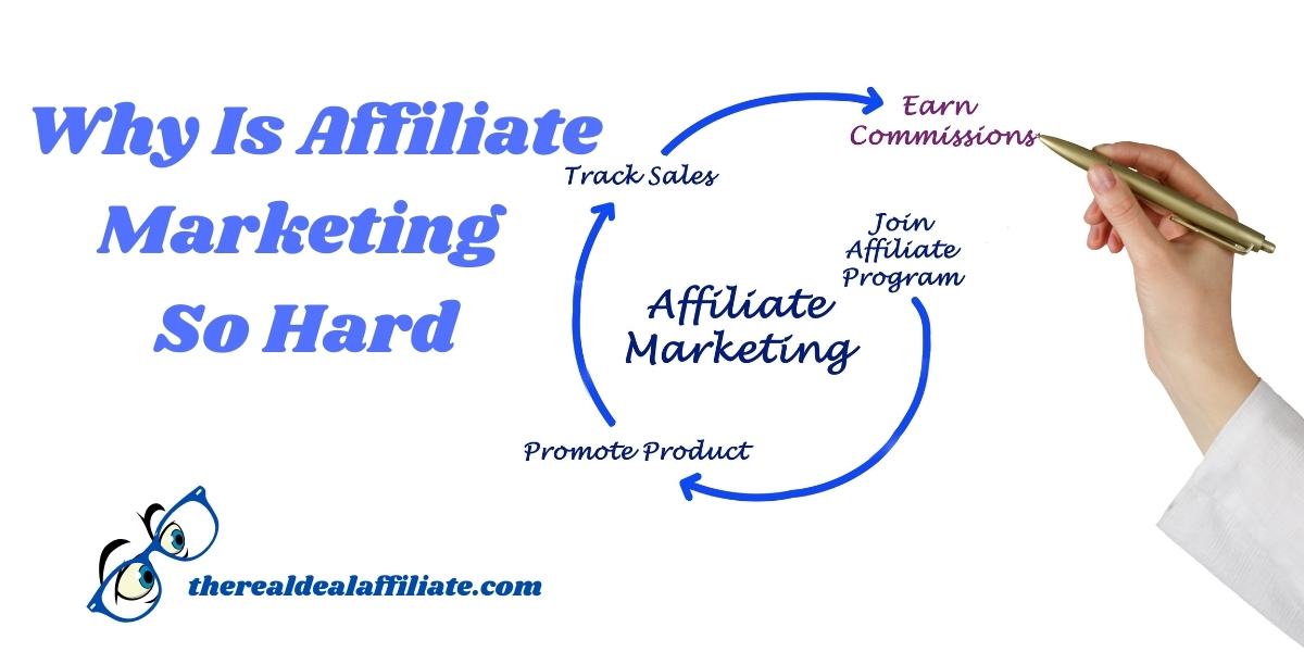 Feature Image Why Is Affiliate Marketing So Hard