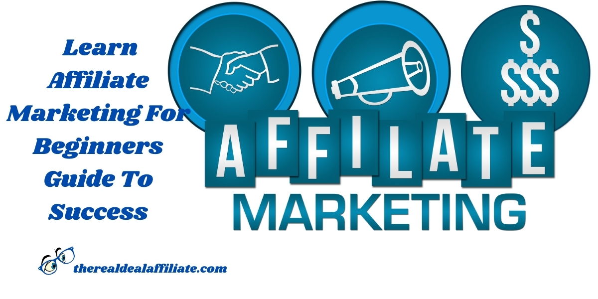Feature Image Learn Affiliate Marketing For Beginners