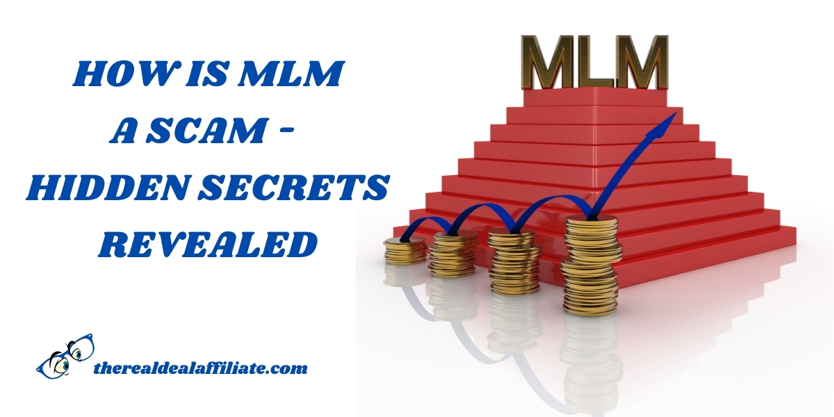 Featured Image - How Is MLM A Scam
