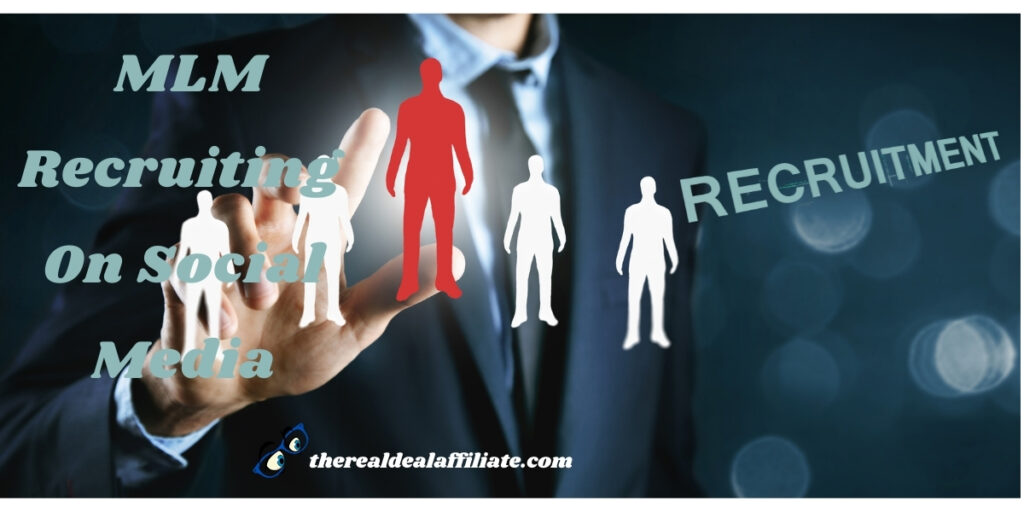 MLM Recruiting On Social